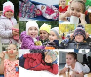 Фото портреты детский сад