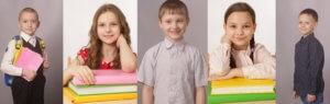 Портреты студия дети