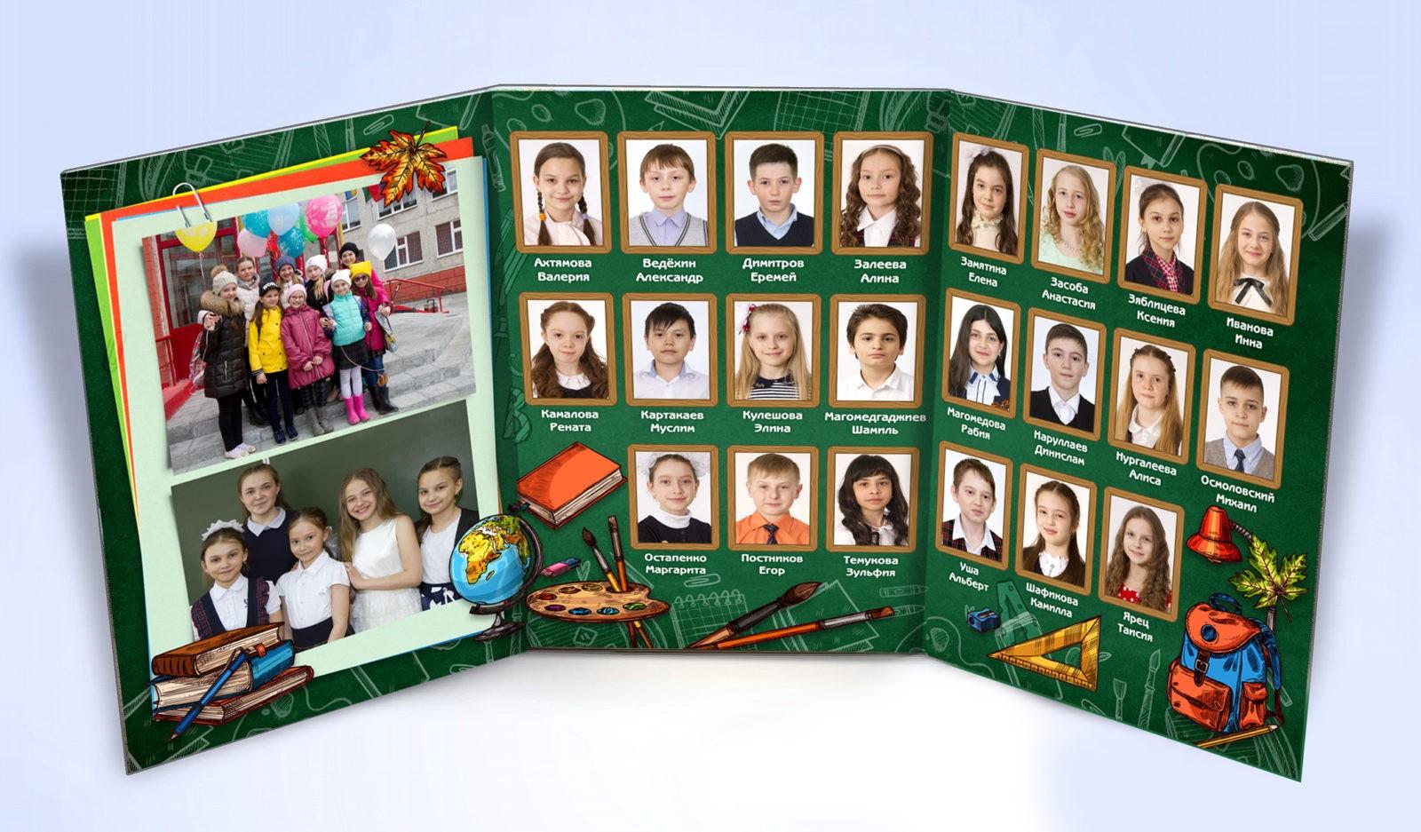 Трюмо-папка «Выпускник начальной школы»